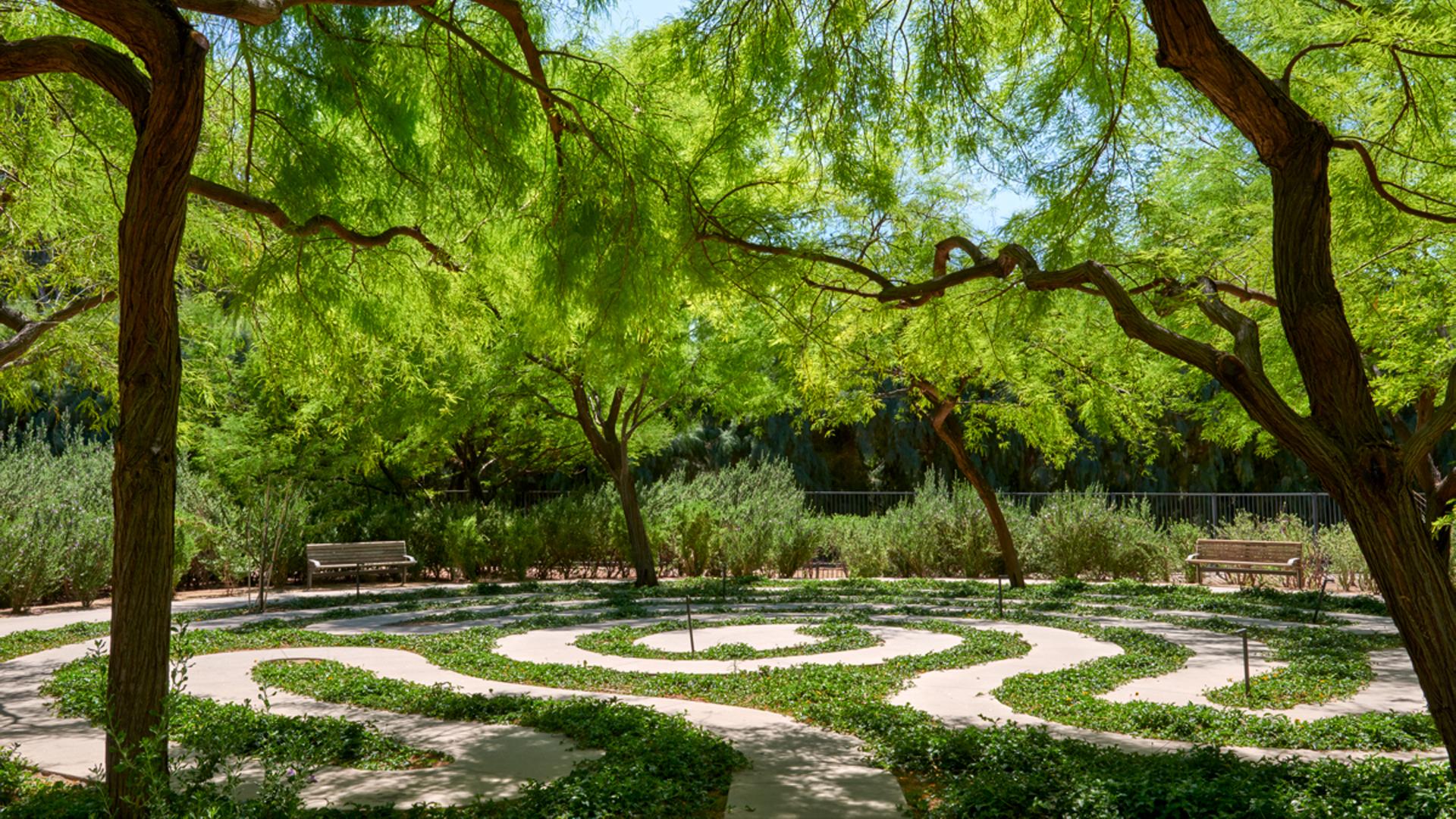 Sunnylands-Garden